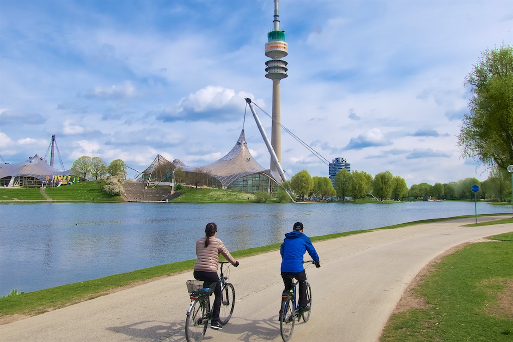 Olympiapark Munchen Munich