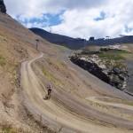 Les Deux Alpes ski slopes
