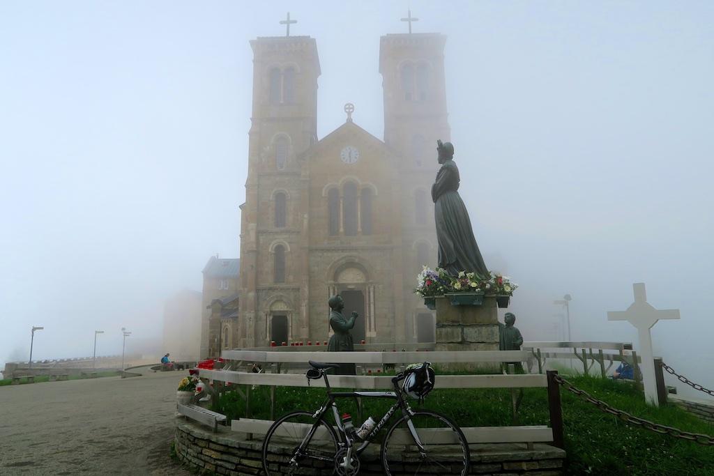 Sanctuaire Notre Dame De La Salette And Col De Parquetout