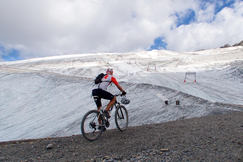 Glacier de Mont-de-Lans